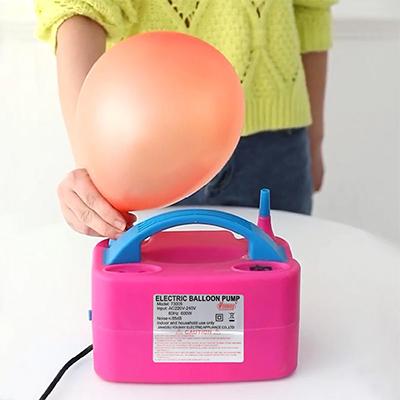 elektrische ballonpomp