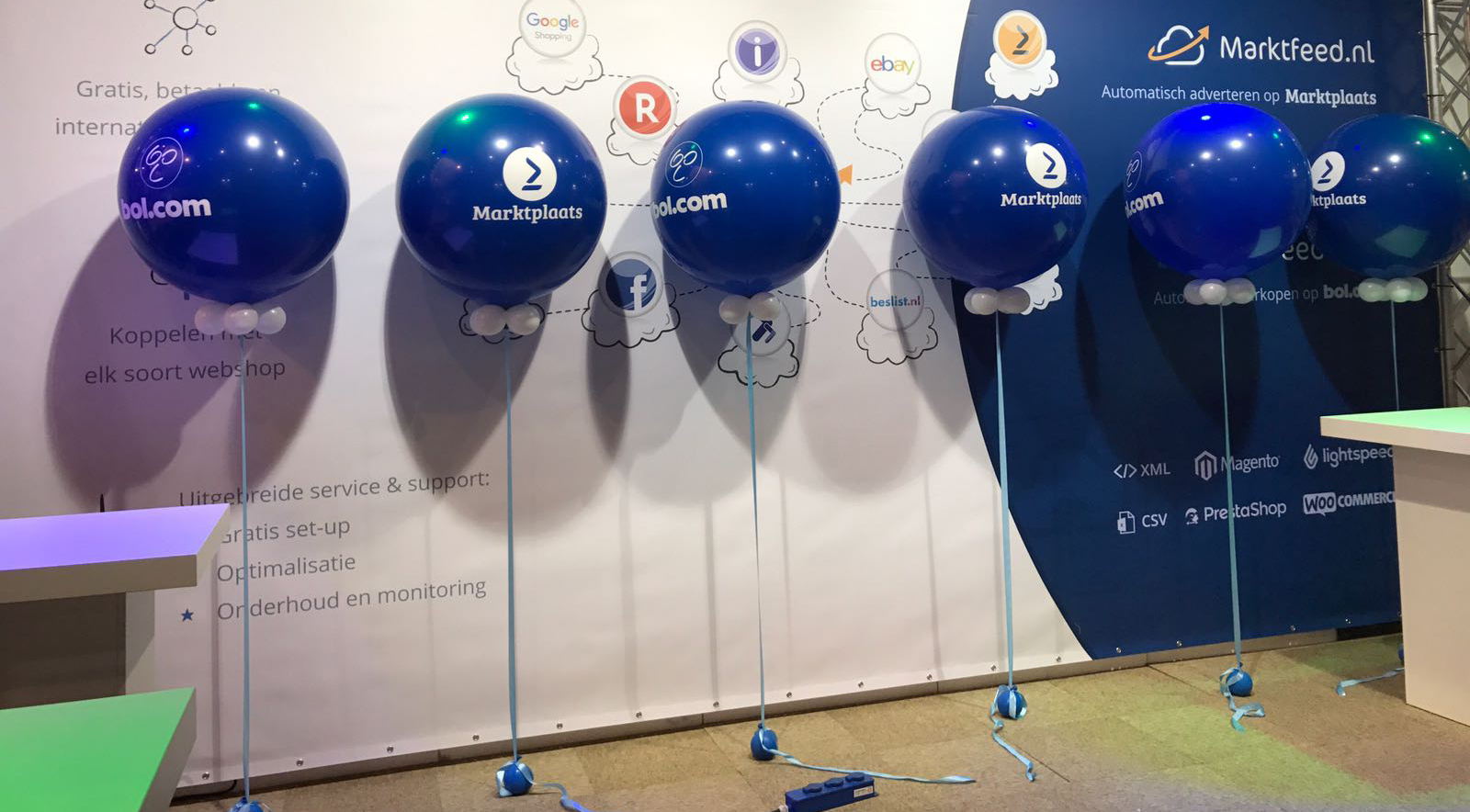 Ballonnen als Marketing Tool