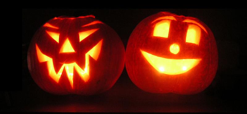 Wanneer is het Halloween verkleden en waar koop je het beste een pompoen of andere feestartikelen
