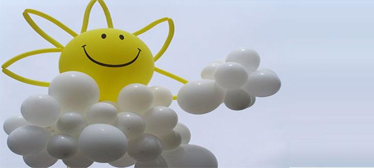 14 Tips om ballonnen langer goed te houden in warm weer