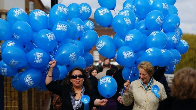 Helium ballonnen bestellen