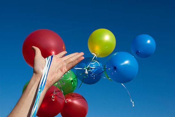 Milieuverantwoord Heliumballonnen oplaten