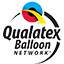Lid Qualatex Balloon Network