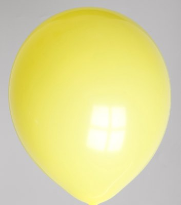 Ballon geel 01ps