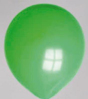 Ballon groen-neon 09nn