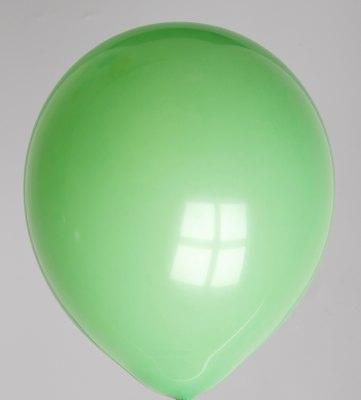 Ballon donkergroen 09ps