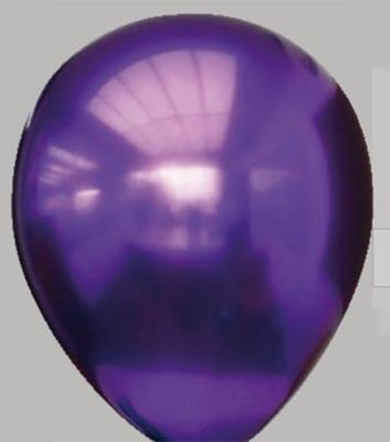 Ballon titanium-purple 23tt