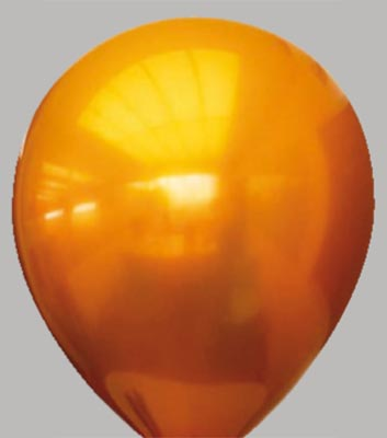 Ballon titanium-orange 24tt