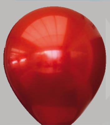 Ballon titanium-red 31tt
