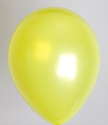 Ballon parel-appelgroen 36pl
