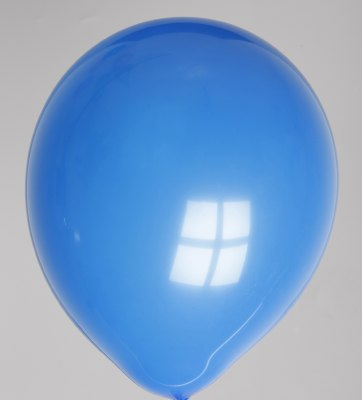 Ballon koningsblauw 44dc