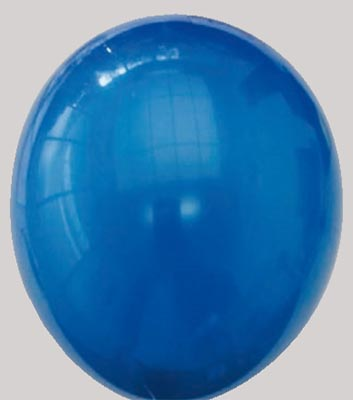 Ballon midnight-blue 44op