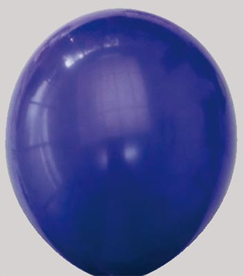 Ballon indigo-purple 49op
