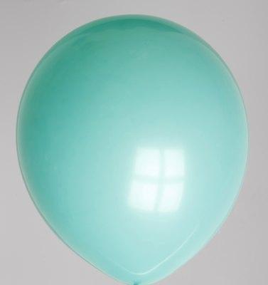Ballon jadegroen 54dc