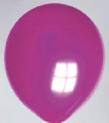 Ballon violet-neon 56nn
