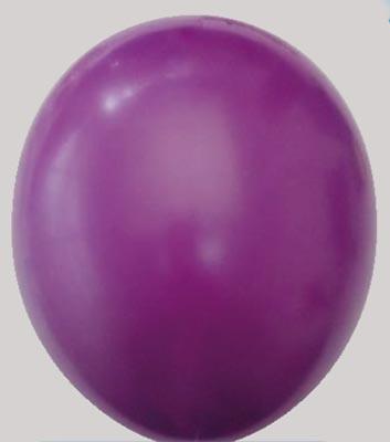 Ballon dark-orchid 61op