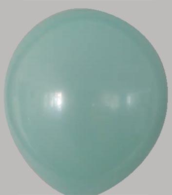 Ballon mintgroen 68dc