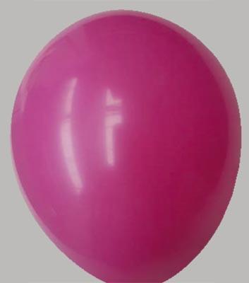 Ballon magenta 91dc